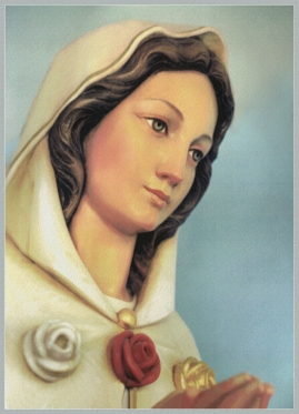 MARY ROSA MYSTICA